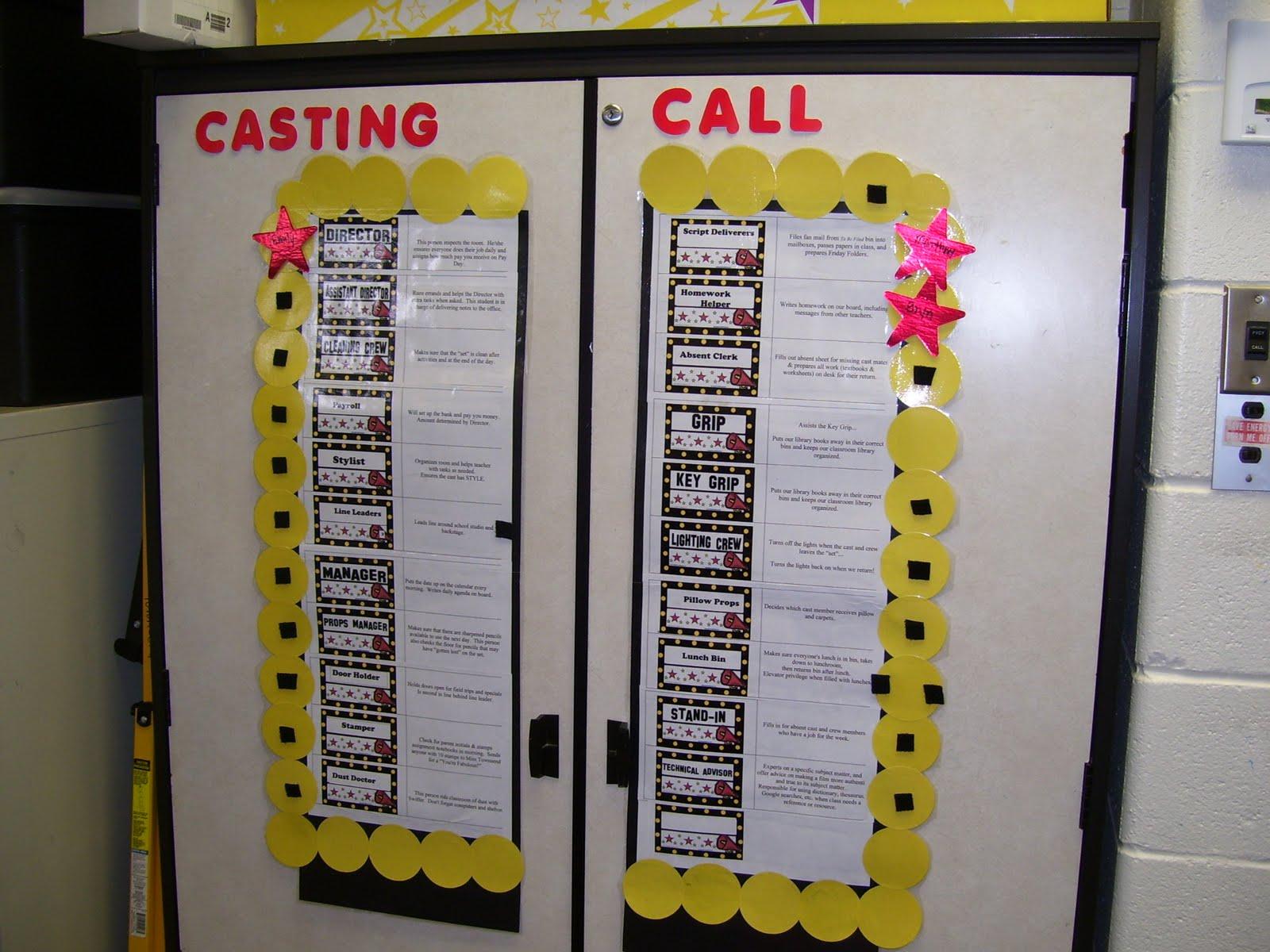 Hollywood Classroom Decor ~ Tech beyond walls hollywood classroom theme ideas decor