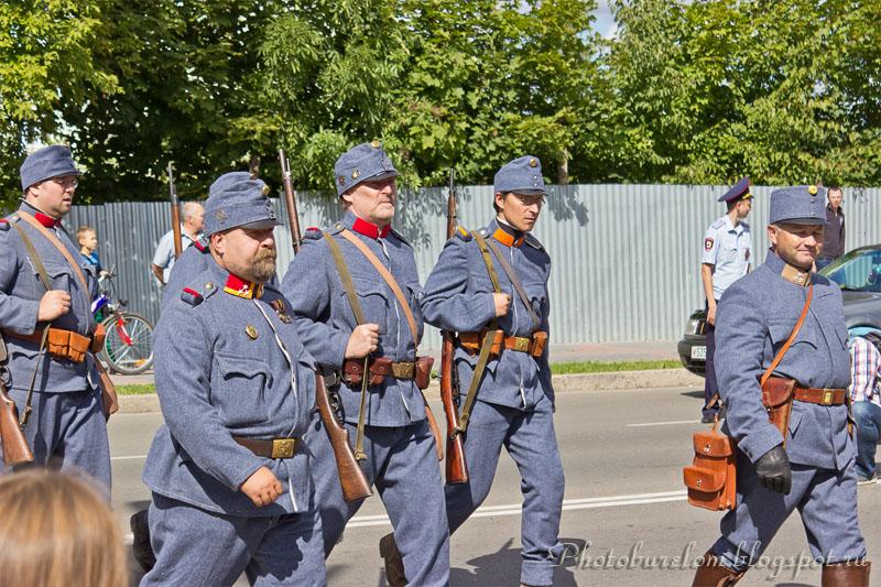 Австро - Венгры