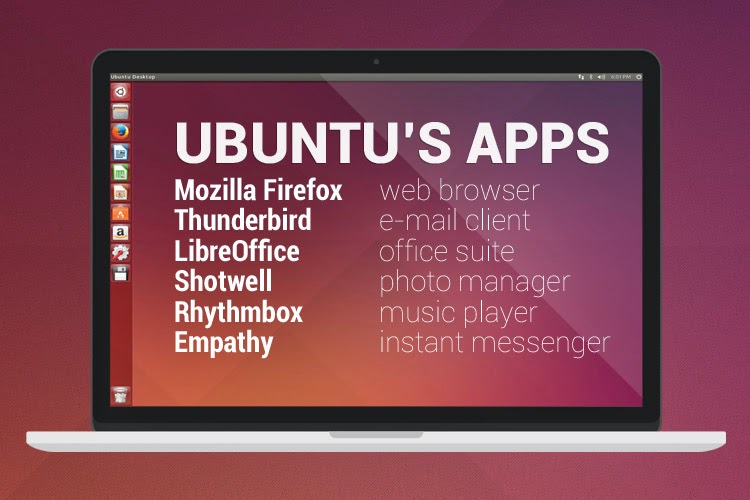 ubuntu's apps