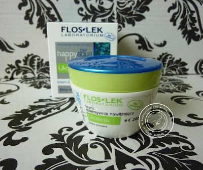 Floslek - happy per aqua program nawilżający - krem intensywnie nawilżający