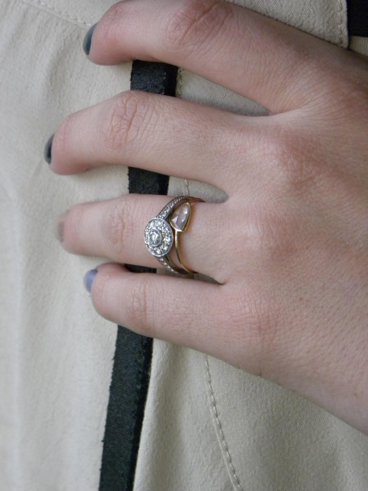 Do Men Wear Engagement Rings Too