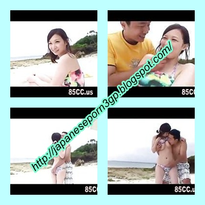 free download japanese porn - beautiful teen having sex on the beach