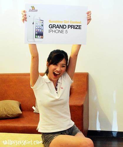 YAY!!! iPhone5!