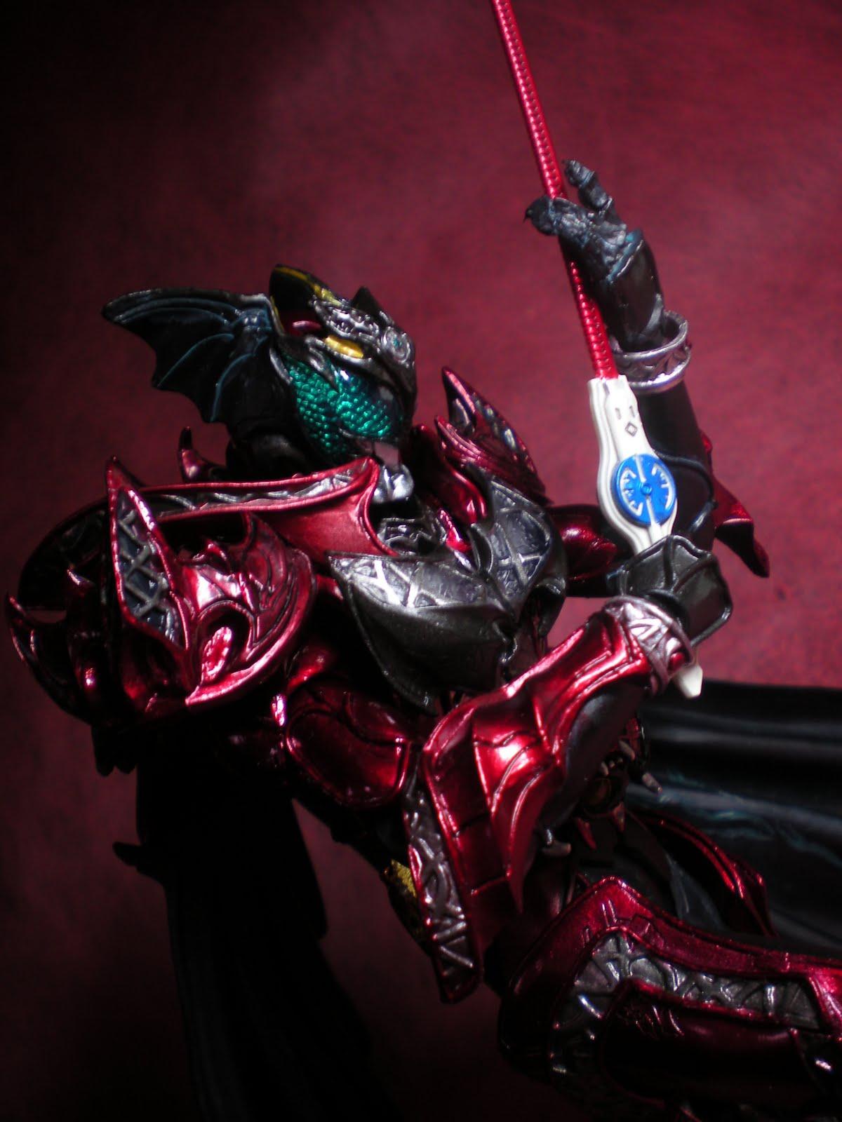 Kamen Rider Dark Kiva Sic 54 Kamen Rider Dark Kiva