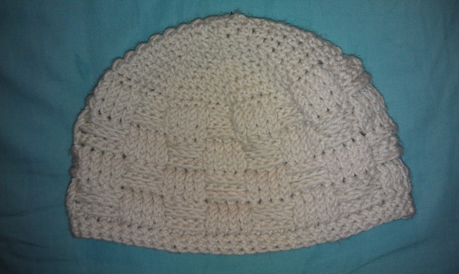 Basket Weave Hat Pattern Free : Forward knots free pattern basket weave hat