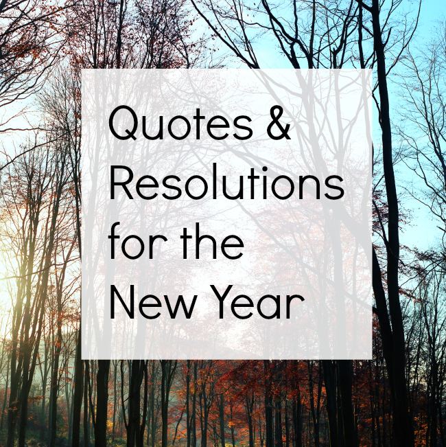 quotes for the new year and resolutions tessa holly