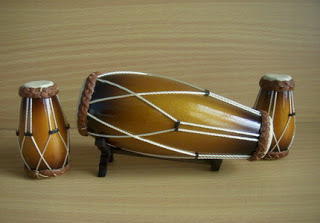 traditional musical tambour