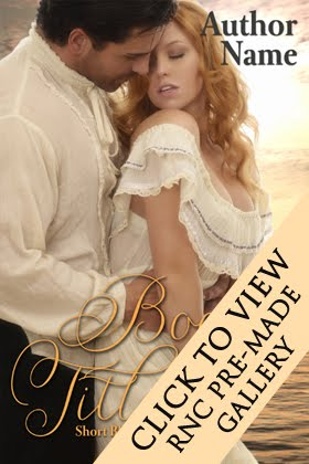 Pre-Made Cover Designs Available at Romance Novel Center.com for $45 Each (click on image)