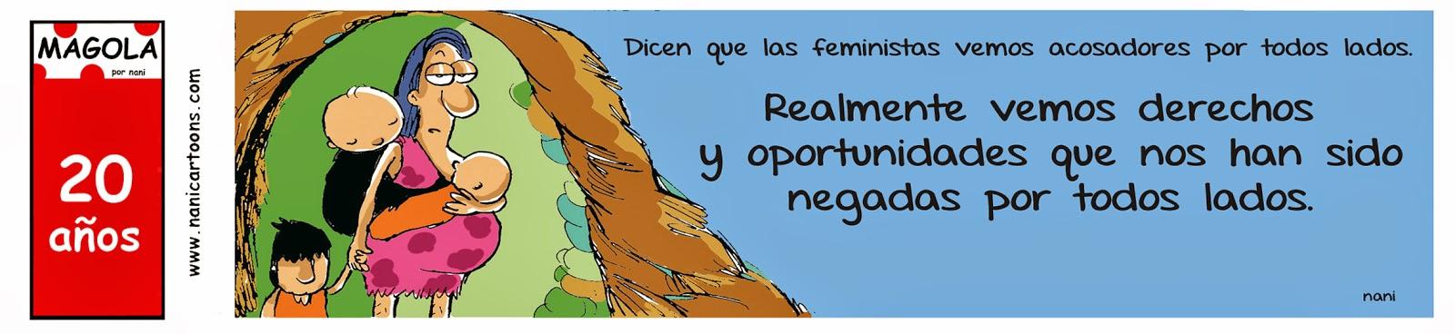 Humor feminista