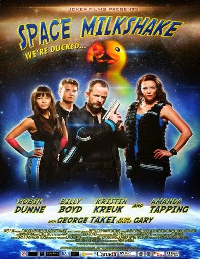 Ver Space Milkshake (2012) Online