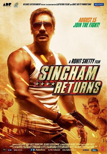 Singham Trở Lại - Singham Returns