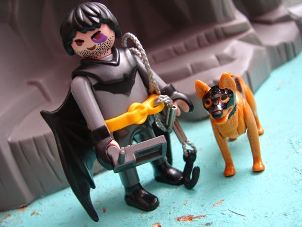Toyriffic playmobil ace the bat hound - Batman playmobil ...
