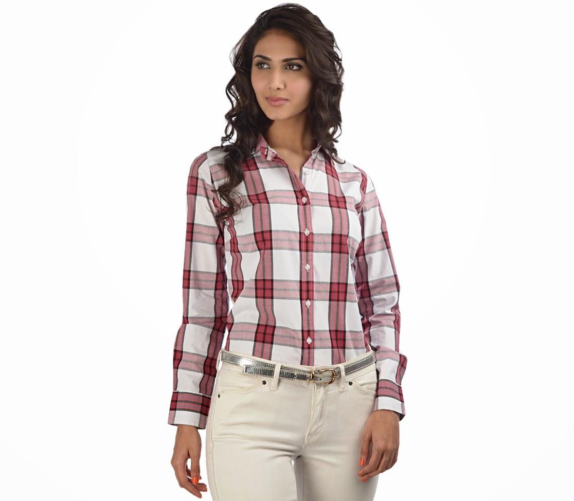 Ladies Shirts T Collar Shirts Polo Shirts Official Dresses