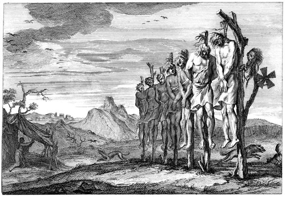Ateismo para Cristianos.: David, Rizpa, los Gabaonitas y los hijos ...