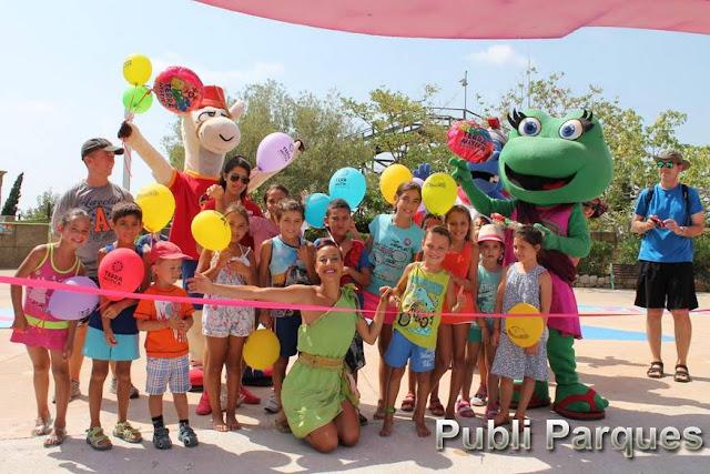 Inauguración Cuca Park