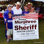 Ranger Tracy Murphree for Denton County Sheriff