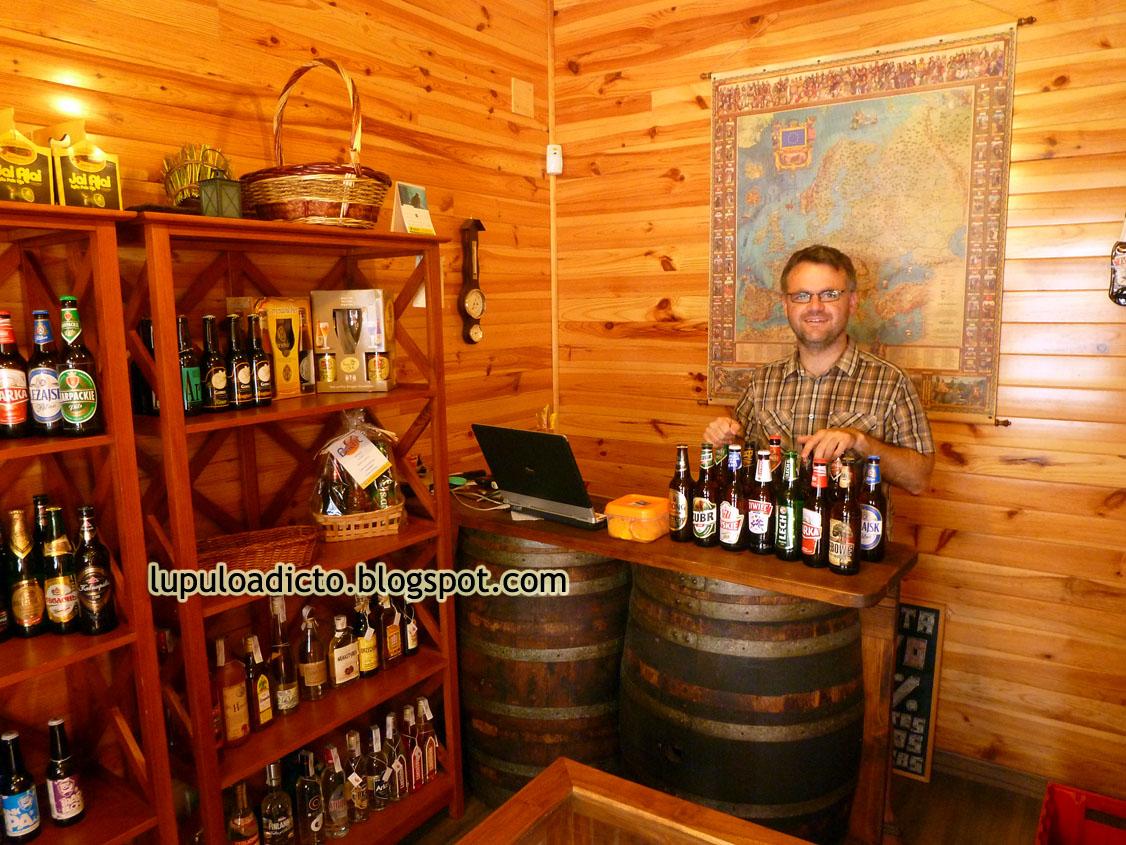 Lupuloadicto baltic conjugando cervezas y mbar en castell n - Cristalerias en castellon ...