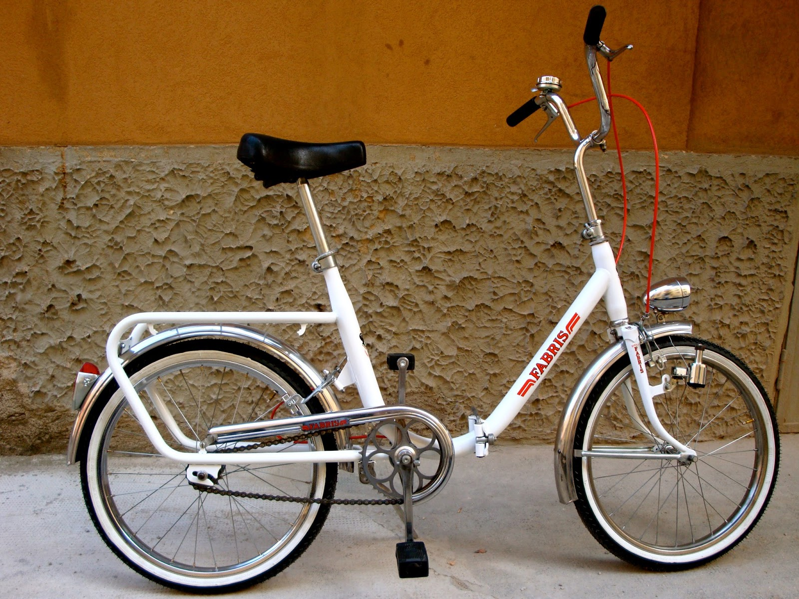 Custom original bike used cob used for Graziella sport