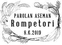 Parolan aseman Rompetori 8.6.2019