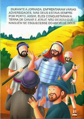 Josué - história bíblica
