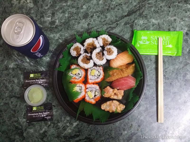 Sakae Sushi foodpanda Sushi Set A