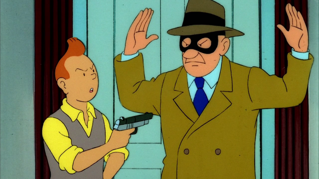 Adventures Of Tintin Full Movie Online
