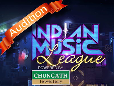 Indian Music League Audition Details