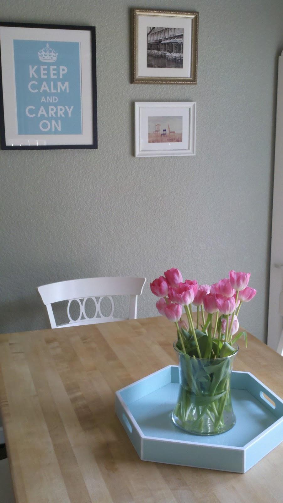 Home sweet heidi kitchen paint color Light airy paint colors