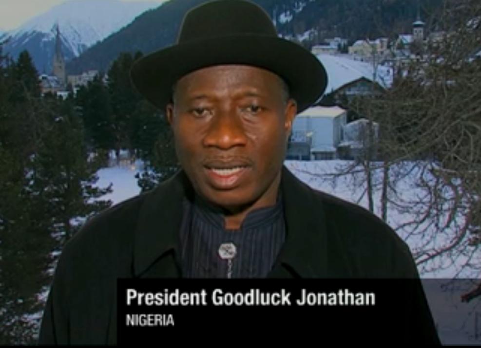 President Jonathan control on Boko Haram