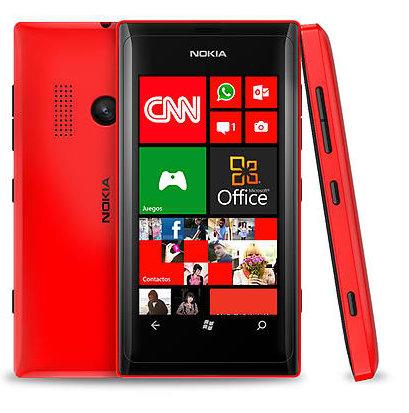 Nokia Lumia 505 Red