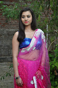 Priyanka photos in saree-thumbnail-19