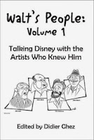 Between Books - Walt's People Volume 1