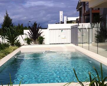 Pool builders brisbane swimming pools sunshine coast for Concrete pool builders