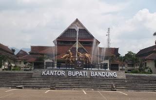 Soreang Sebagai Ibukota Kabupaten Bandung