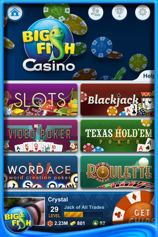 Gambling for real money on the iphone