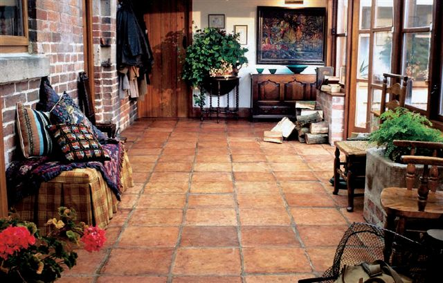 Terracotta Floor- Tharayodu