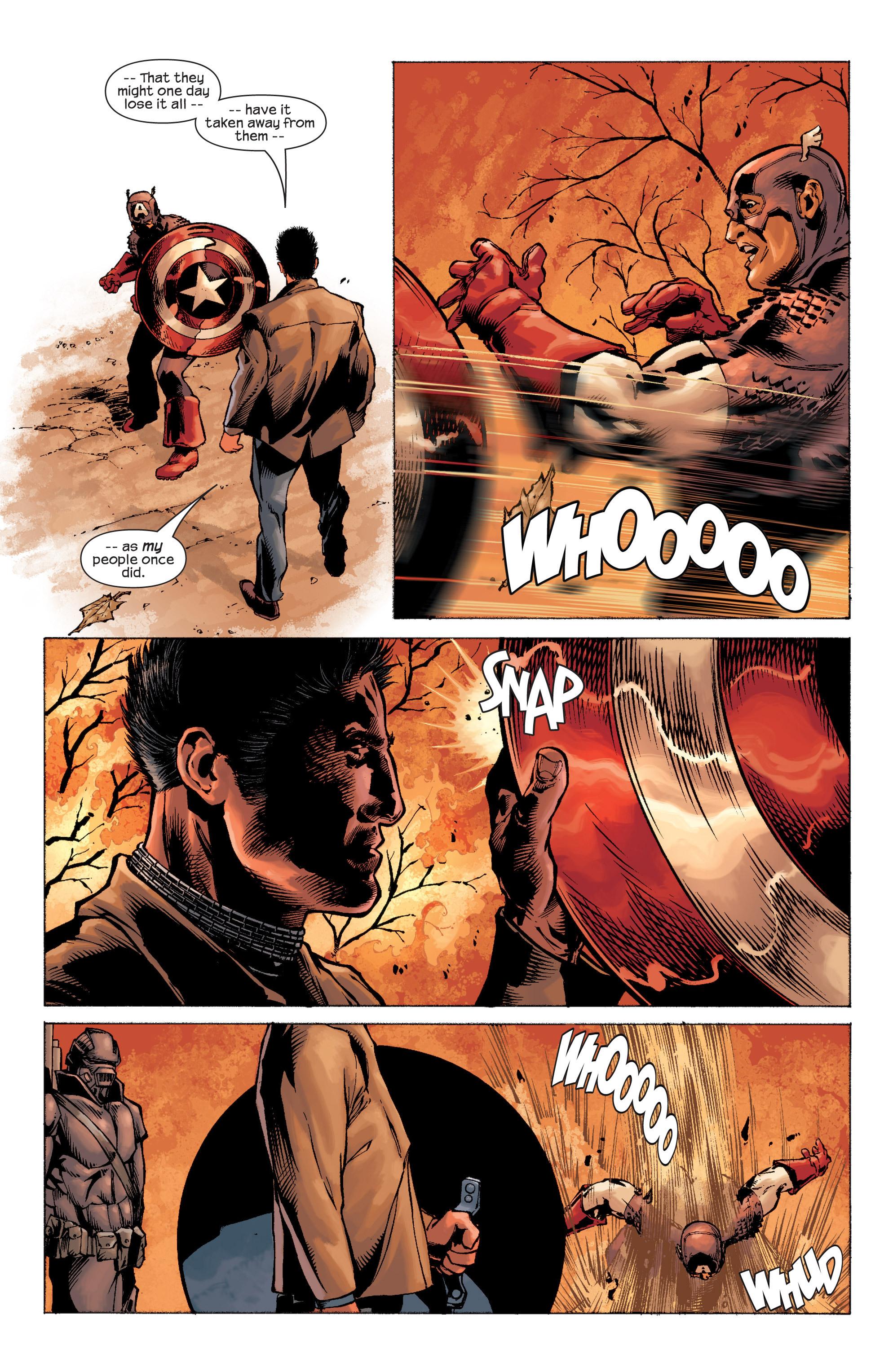 Captain America (2002) Issue #9 #10 - English 11