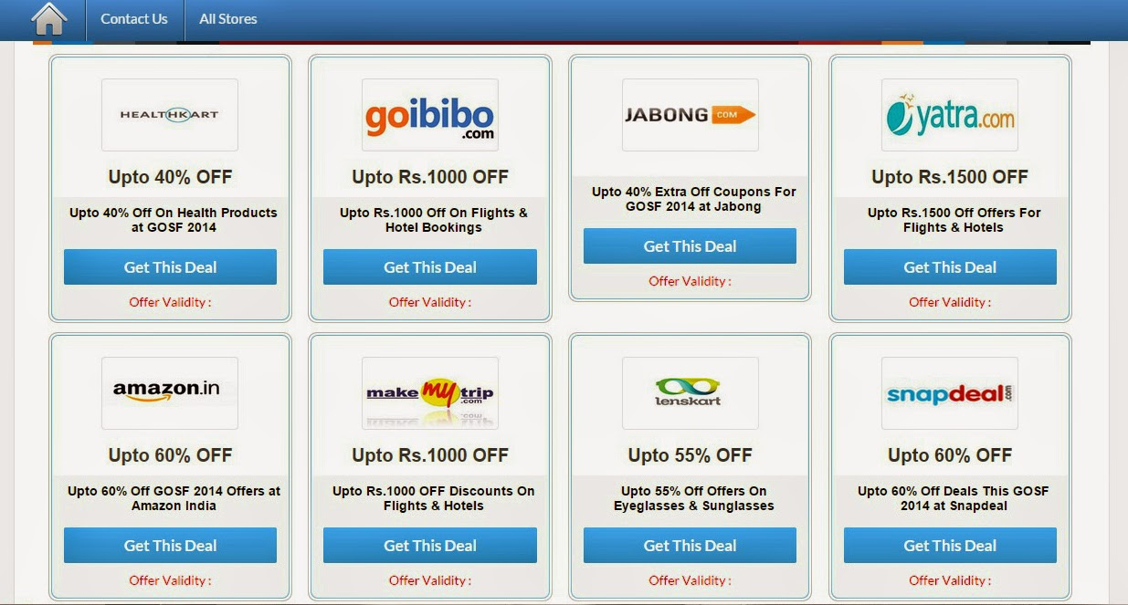 Jabong coupons rani