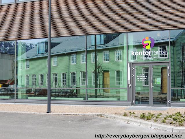 Bergen modern face