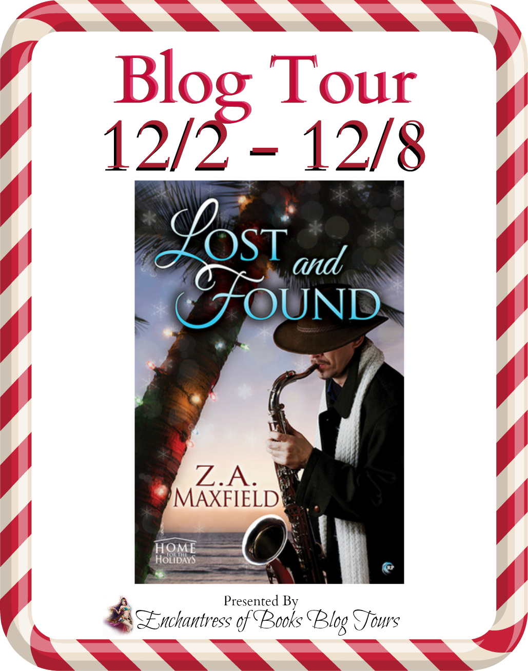 Lost and Found Blog Tour