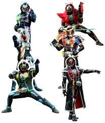 Kamen Rider Ghost: Legendary! Riders' Souls! Last Chapter: 1 &Heisei Sub