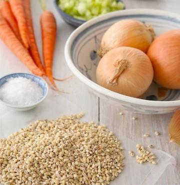 Orzo dietetico con il broccoletto cucina green - Prevenire in cucina mangiando con gusto ...