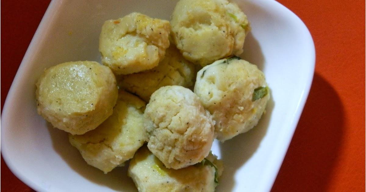 how to make mashed potato balls
