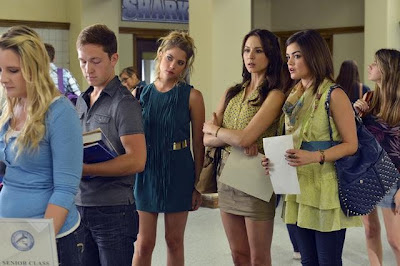 The liars are back on Pretty Little Liars