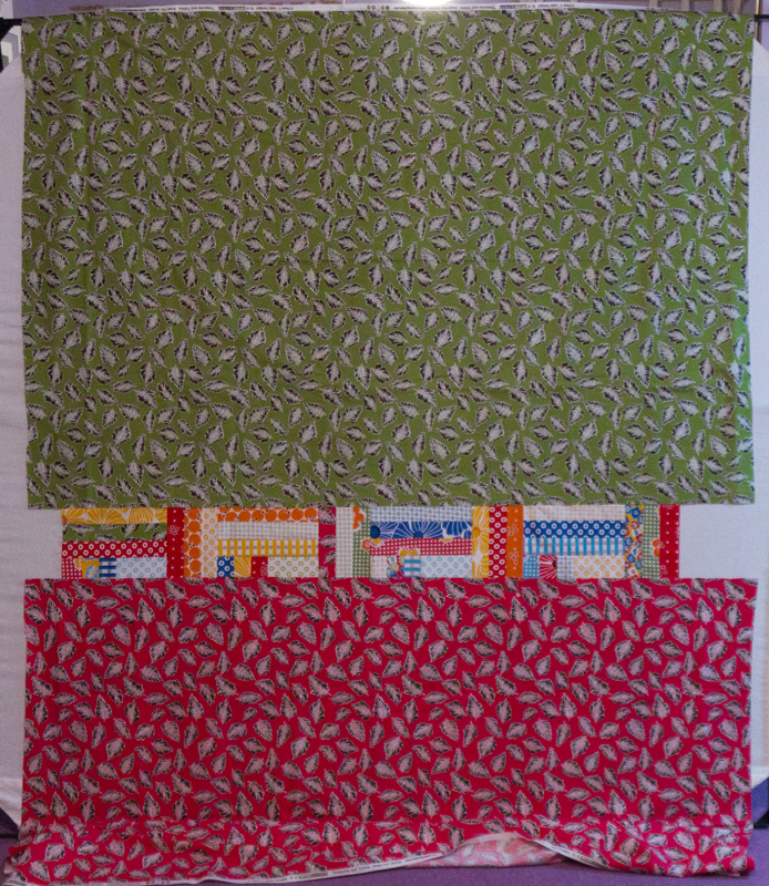 pieced quilt back4 100 Things Every Quilter Should Do