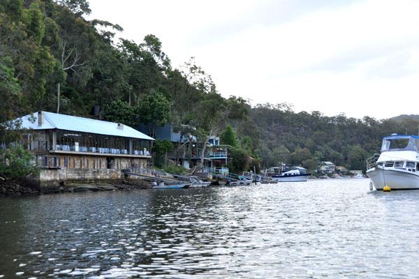 berowra waters inn restaurant