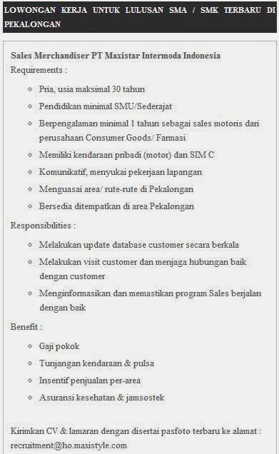 lowongan-kerja-pekalongan-terbaru-mei-2014