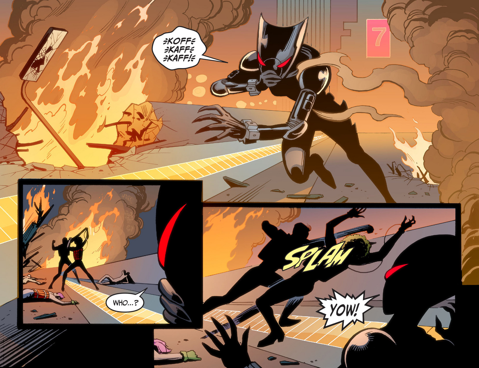 Batman Beyond (2012) Issue #13 #13 - English 19