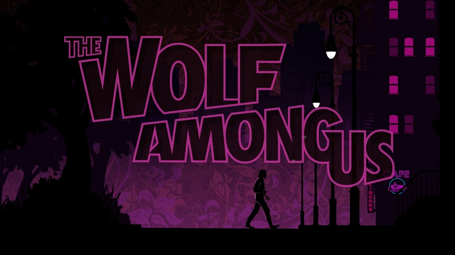 The Wolf Among Us PC Download Poster