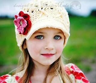 Foto Gambar Anak Perempuan Cantik dan Manis